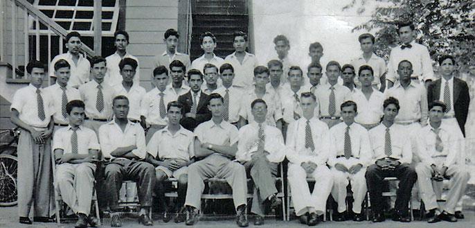 Nc Class Of 1953